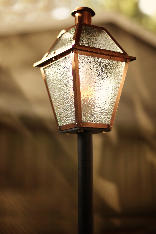Cs Gtot 12v Georgetown Torch Tiki Light Georgetown